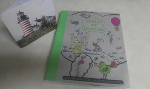 """ Oodles of Doodles... Inspiring Ideas to Get You Drawing and Creating"""