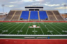 Seriously...this is Temple High School's Football Stadium....It seats 12,000 fans.